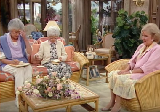 There's a 'Golden Girls' themed cruise, so pack your bags