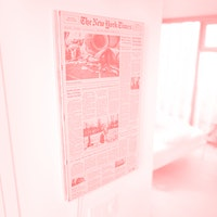 Google engineer unveils massive e-ink newspaper prototype, Paper