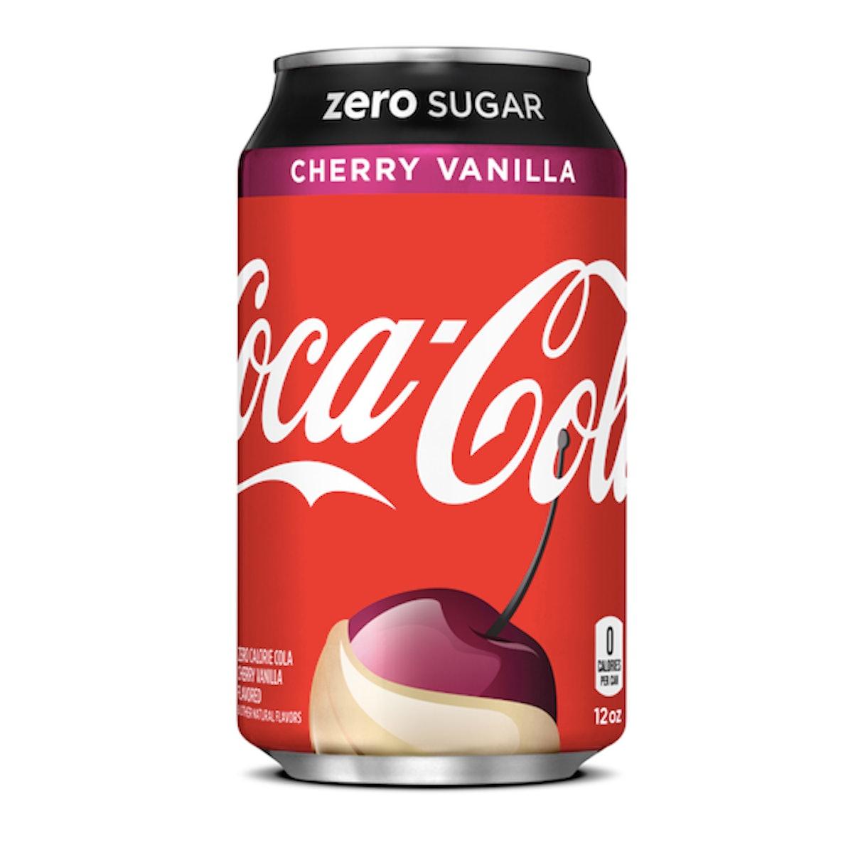 Here's Where To Get Cherry Vanilla Coke this season.