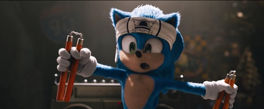 "Sensory-friendly showings of ""Sonic The Hedgehog"" at participating Regal Cinemas make a trip to the movies fun for all."