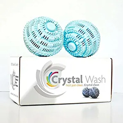 Crystal Wash - Wash Balls - Laundry Detergent Alternative