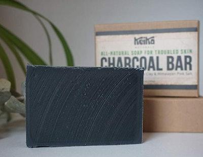Keika Naturals Charcoal Soap