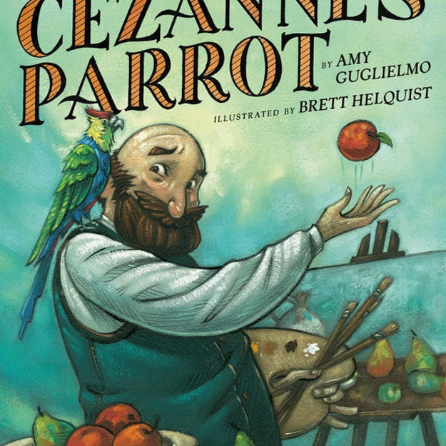 Cezanne's Parrot book cover