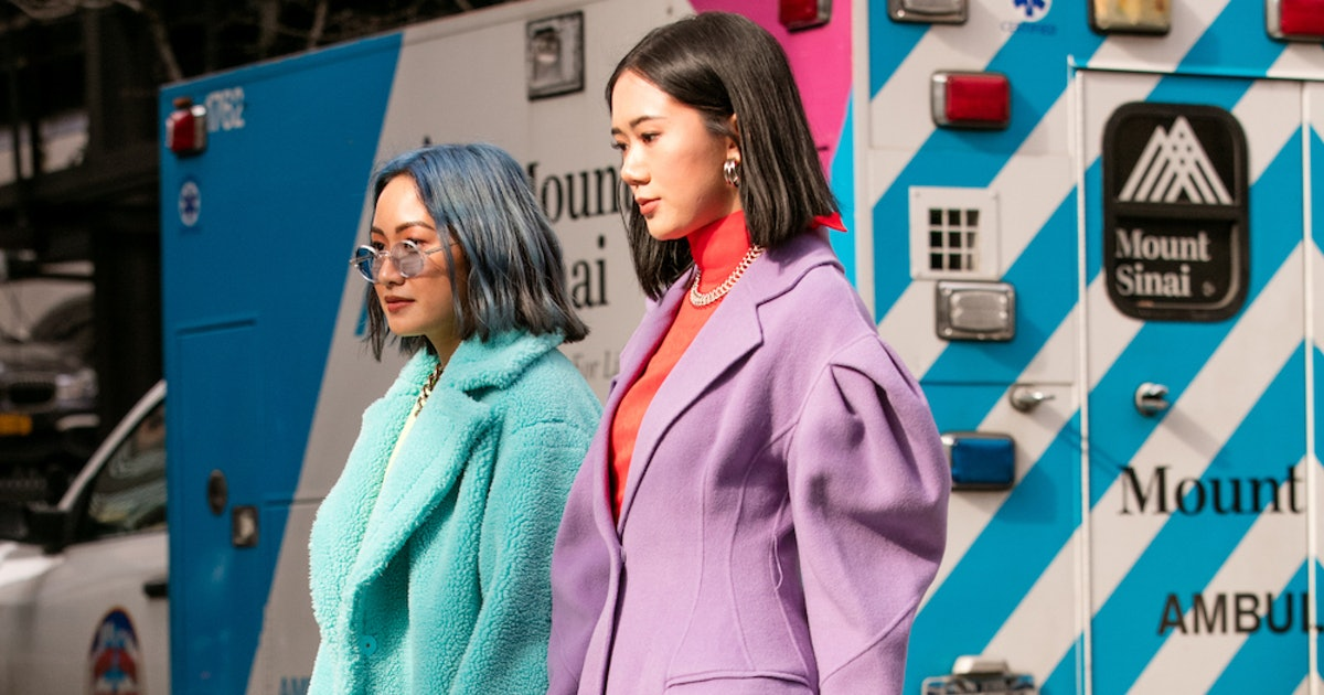 The $50 Zara Coat Trend That's Taking Over NYFW