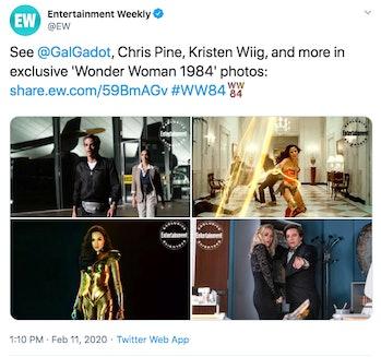 Wonder Woman 1984 Chaos Shard