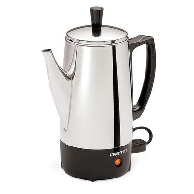 Presto Stainless-Steel Coffee Percolator