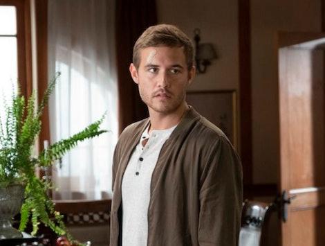 Peter Weber as The Bachelor