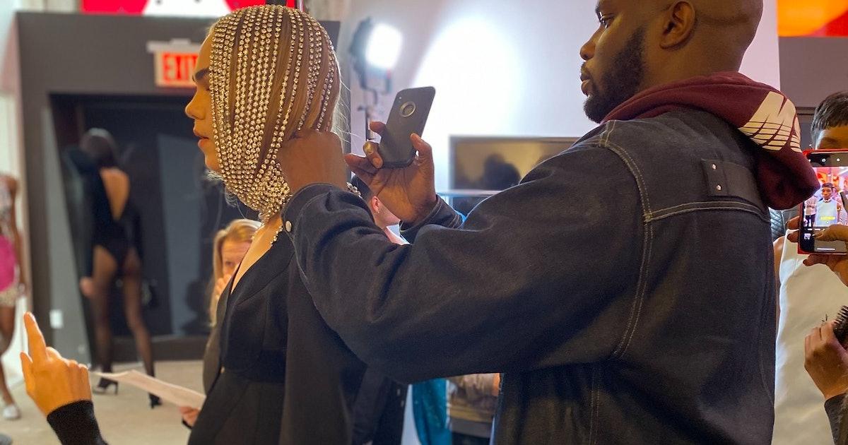 Hairstylist Jawara Wauchope Takes Us Behind The Scenes At NYFW