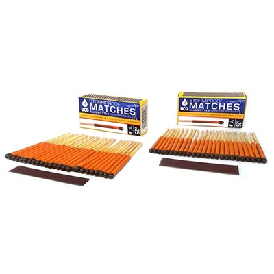 Industrial Revolution UCO Stormproof Matches (2 Pack)