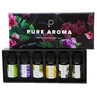 Pure Aroma Essential Oils