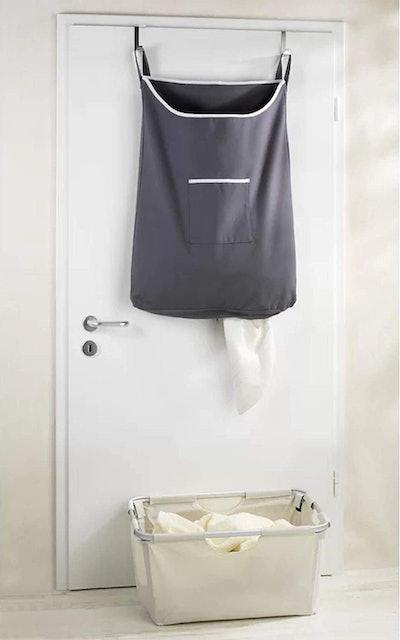 The Fine Living Co USA - Space Saving Door Hanging Laundry Hamper Bag