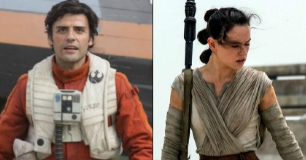 Rise Of Skywalker Trevorrow Leaked Script Made A Rey Poe Romance Satisfying In 3 Ways