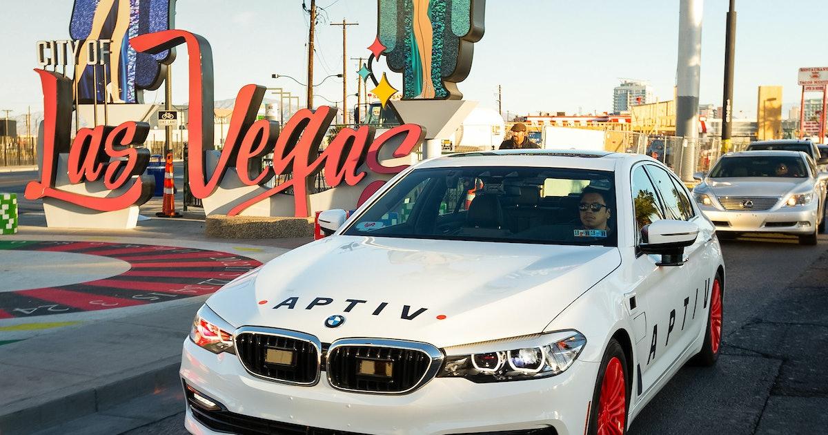 Lyft surpasses mega milestone in Las Vegas driverless rides