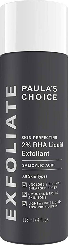 Paulas Choice 2% BHA Liquid Salicylic Acid Exfoliant