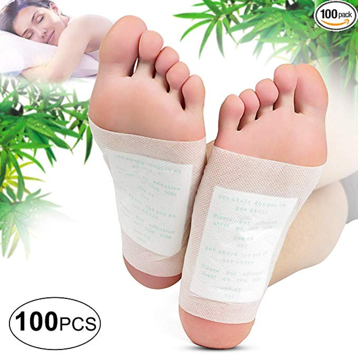 BON'TIME Foot Pads (100-Pack)