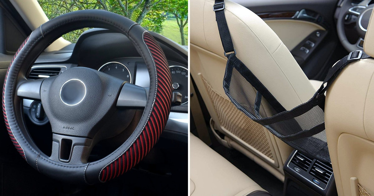 21 Genius Things For Your Car That You'll Use Constantly