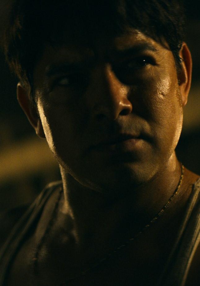 Alejandro Edda as El Chapo in 'Narcos: Mexico' Season 2