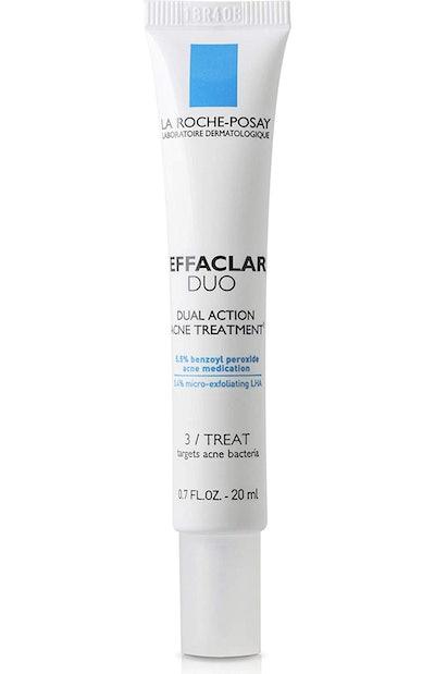 La Roche-Posay Effaclar Duo Acne Treatment with Benzoyl Peroxide