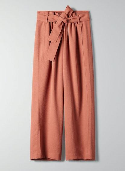 New Paperbag Pants
