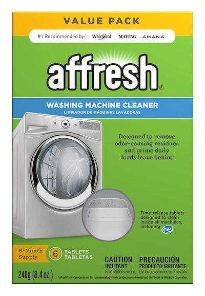 Affresh Washing Machine Cleaner, 6 Tablets