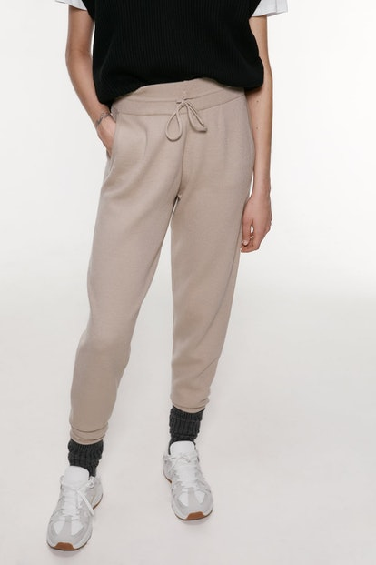 Knit Jogging Pants