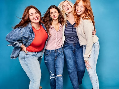The Old Navy President's Day sale sees jeans and tees 40% off through Feb. 21.