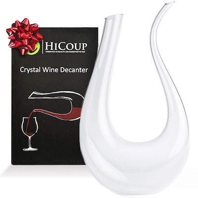 HiCoup Kitchenware Wine Decanter