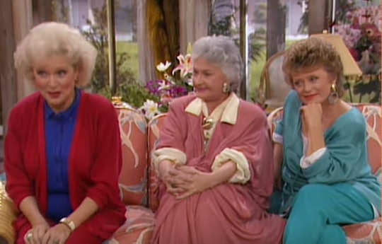 You can live just like Blanche, Rose, Dorothy, and Sophia in a 'Golden Girls' themed Airbnb