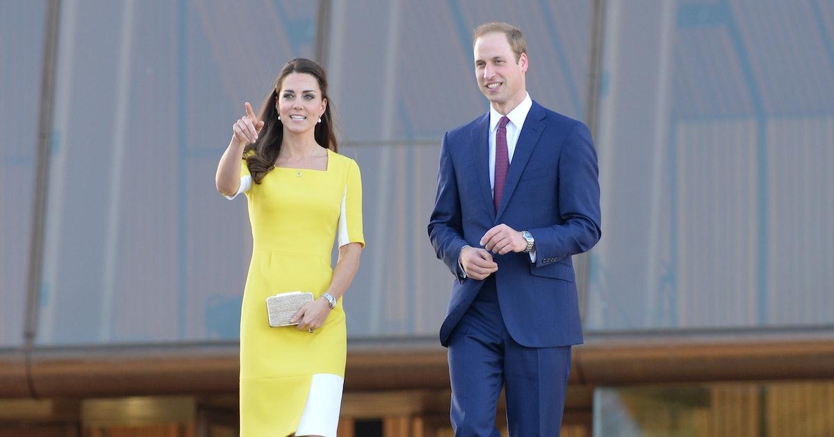 William & Kate Are Set To Visit Communities Devastated By Australian Bushfires