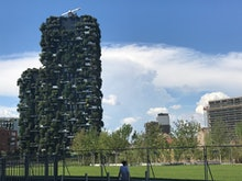 Bosco Verticale in Milan