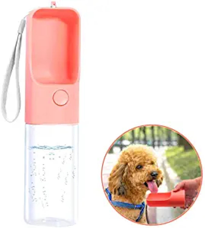 TRUE LOVE Dog Water Bottle