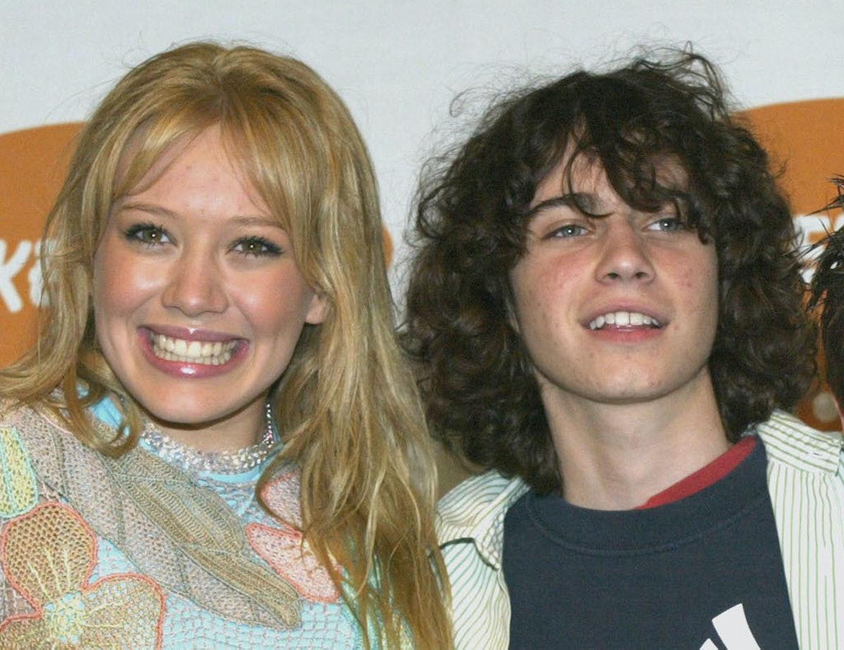 Hilary Duff & Adam Lamberg Are Still Friends