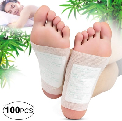 Natural Cleansing Foot Pads by BON'TIME