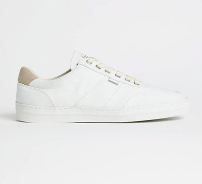 The Skipper Sneaker in White