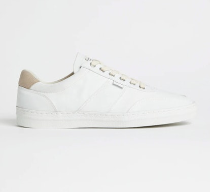 The Skipper Sneaker in White