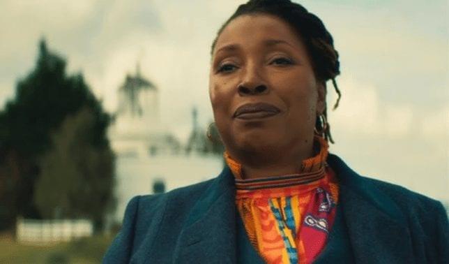 Risultato immagini per doctor who ruth