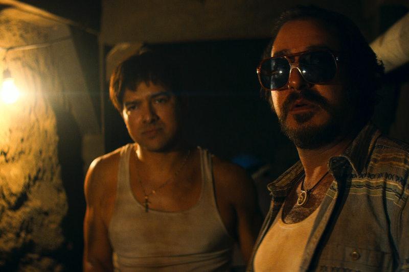 Alejandro Edda, Andrés Almeida   in Narcos: Mexico Season 2