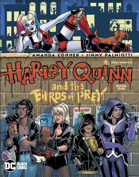 Harley Quinn S Newest Comic Explains The Best Moment In Birds Of Prey