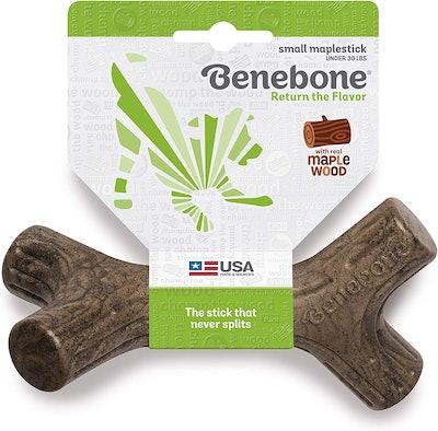 Benebone Maplestick Real Wood Chew Toy