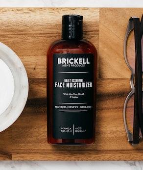 Brickell Men's Daily Essential Face Moisturizer, 4 Oz.