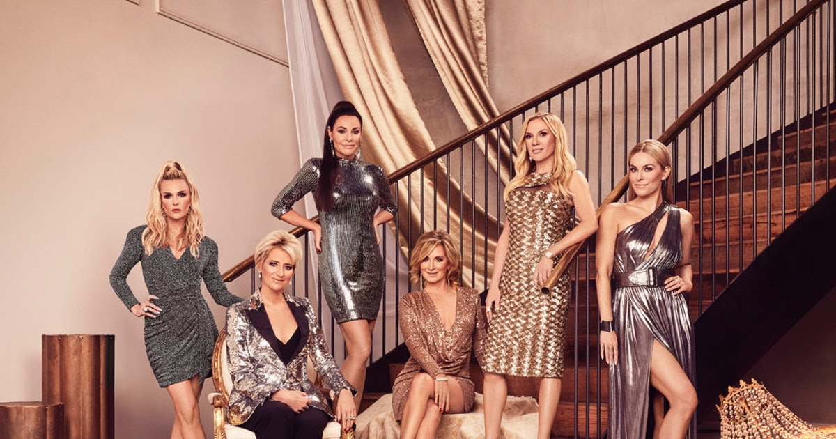 "A New Housewife Joins The ""Hot F*cking Messes"" In The New 'RHONY' Trailer"