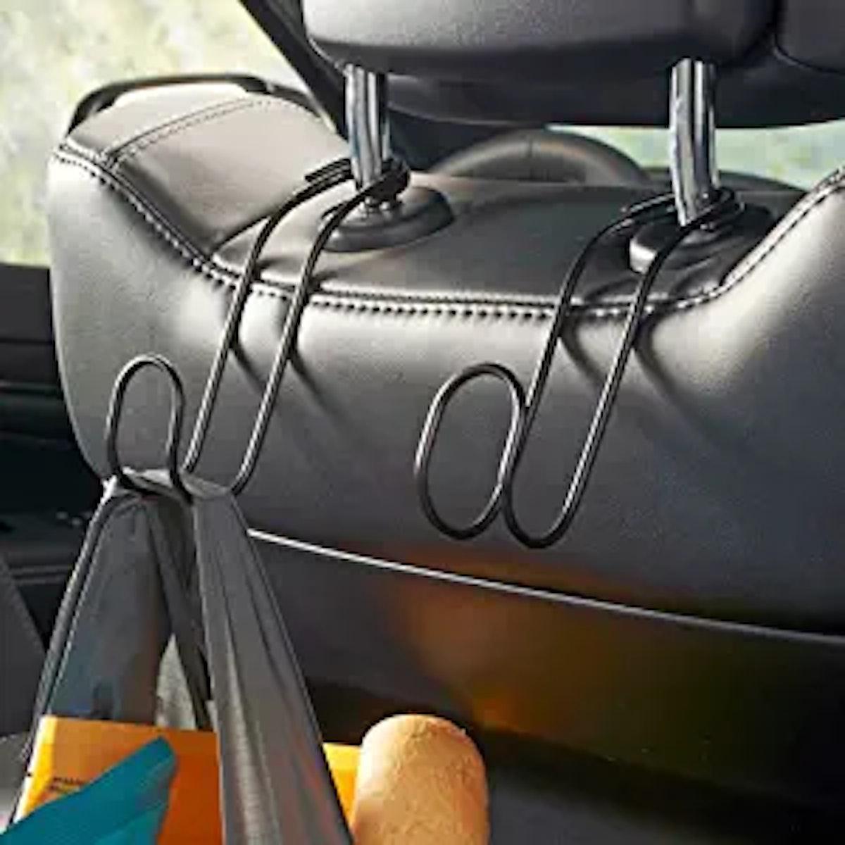High Road Car Headrest Hangers (2-pack)