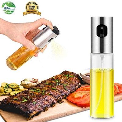 Woohubs Glass Bottle Oil Sprayer
