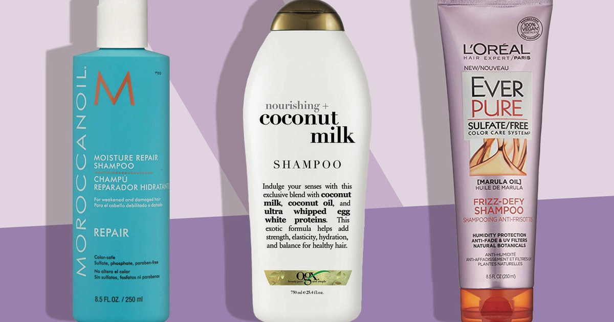 This $7 Shampoo Can Make Your Frizzy Hair SO Sleek