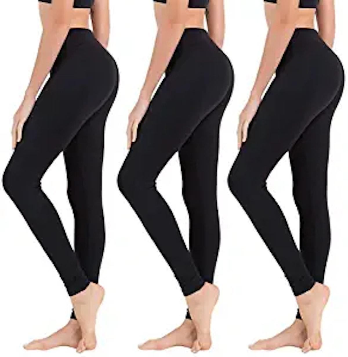 Syrinx High Waisted Leggings (3-pack)