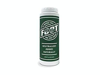 Natural Shoe Deodorizer Powder