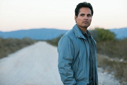 Michael Pena as Kiki Camarena in 'Narcos: Mexico' Season 1