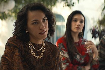 Mayra Hermosillo as Enedina Arellano Félix in 'Narcos: Mexico' Season 2