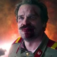 'Stranger Things' Season 4 theory uses time travel to explain Hopper's return