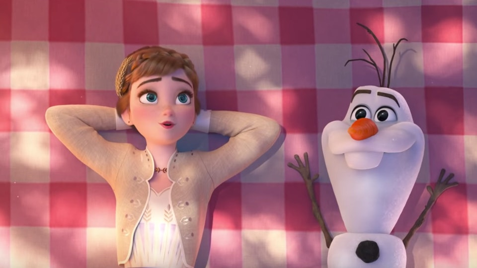 "It's unclear when ""Frozen 2"" will be on Disney+ — but people can look to it possibly being on the streaming service later this year."